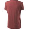 Houdini Activist Message Kortærmet T-shirt Damer rød